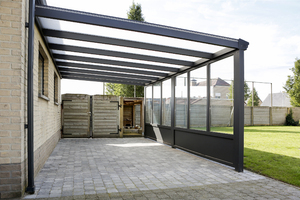 BG Carports - Realisaties